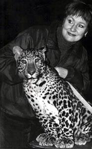 Марина Маяцкая с Греем