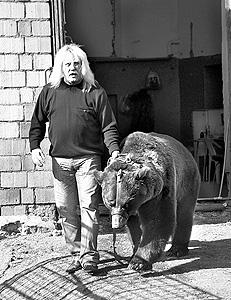 Цирковые медведи оказались никому не нужны
